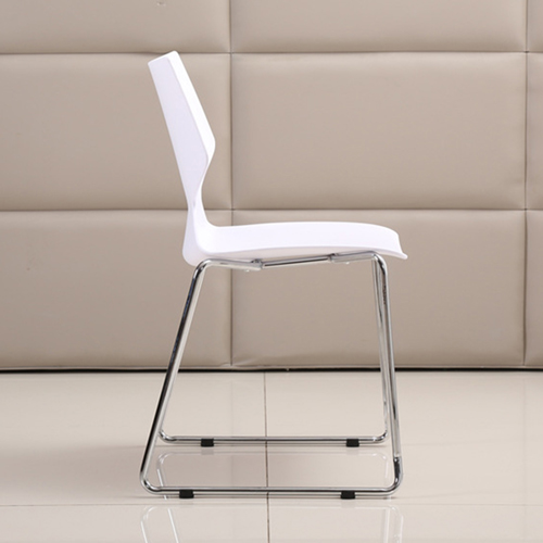 Blaze Stacking Sled Base Chair Image 10
