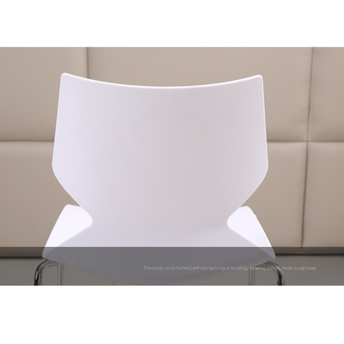 Blaze Stacking Sled Base Chair Image 15