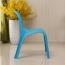 Calque Plastic Dinette Chair Image 11