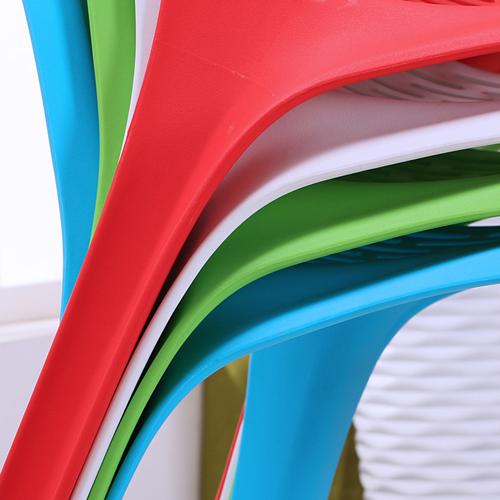Calque Plastic Dinette Chair Image 14