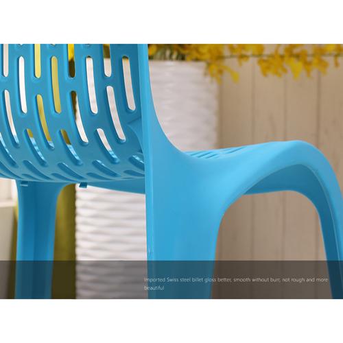 Calque Plastic Dinette Chair Image 17