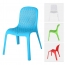 Calque Plastic Dinette Chair
