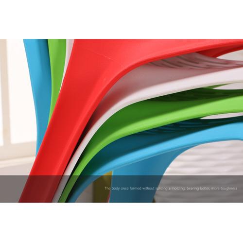 Calque Plastic Dinette Chair Image 19