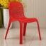 Calque Plastic Dinette Chair Image 3