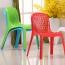Calque Plastic Dinette Chair Image 7