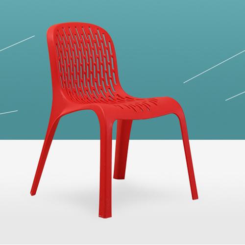 Calque Plastic Dinette Chair Image 8