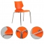 Helpol Metal Base Chair Image 11