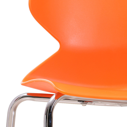 Helpol Metal Base Chair Image 12