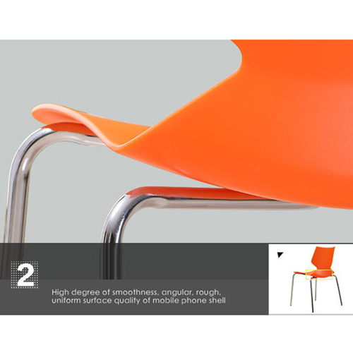 Helpol Metal Base Chair Image 14