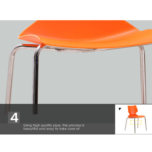 Helpol Metal Base Chair Image 16