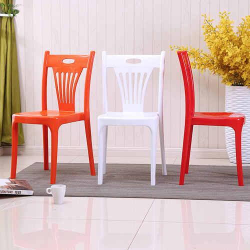 Inquala Plastic Stackable Chair Image 2