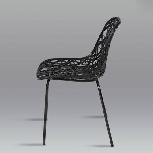 Hollow Design Replica Chair Image 9