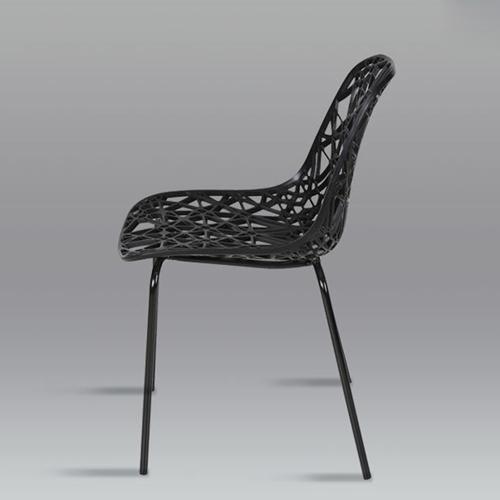 Hollow Design Replica Chair Image 9