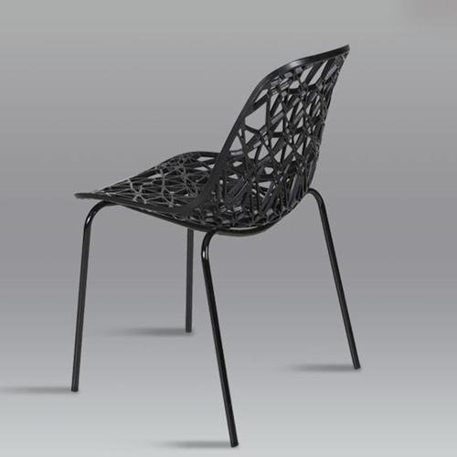 Hollow Design Replica Chair Image 10