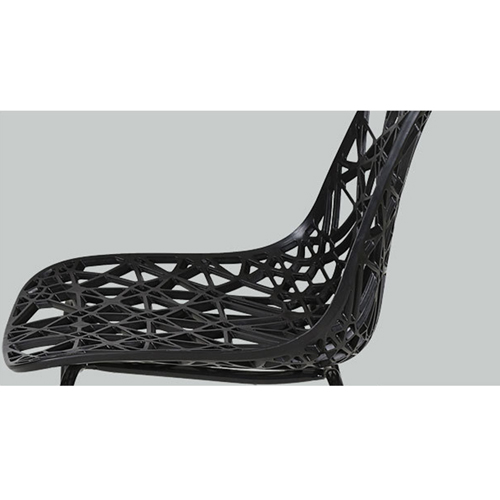 Hollow Design Replica Chair Image 16