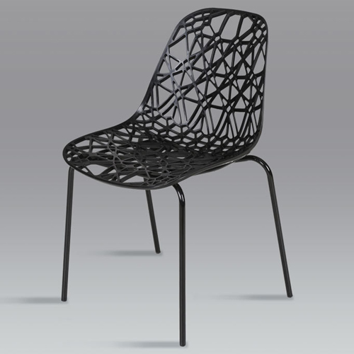 Hollow Design Replica Chair Image 8