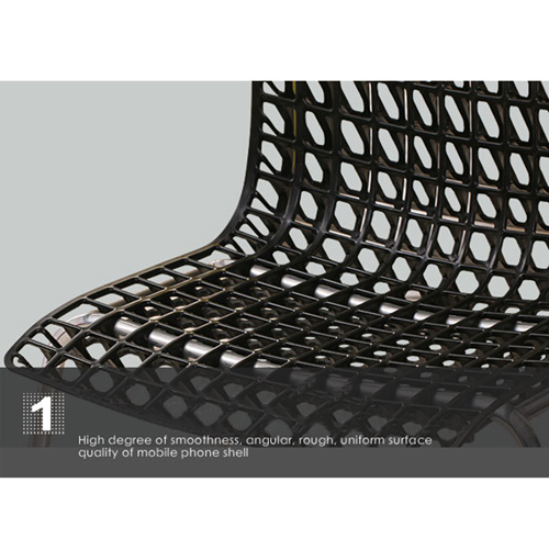 Delford Modern Plastic Chair Image 16