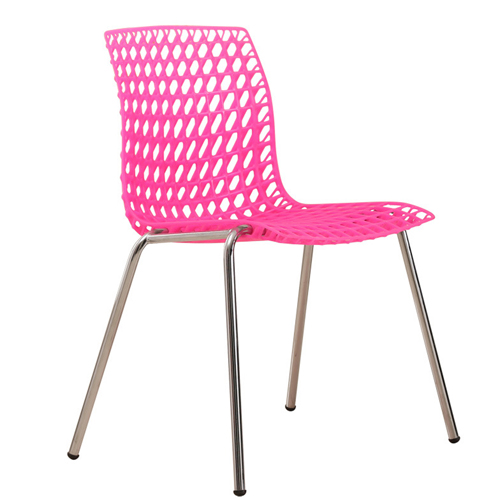 Delford Modern Plastic Chair
