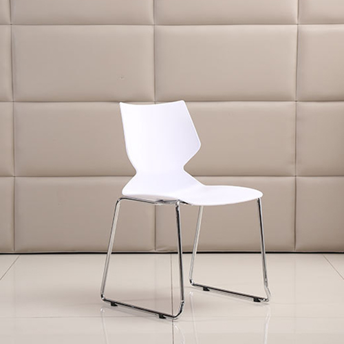 Gigia Armless Stacking Chair Image 9