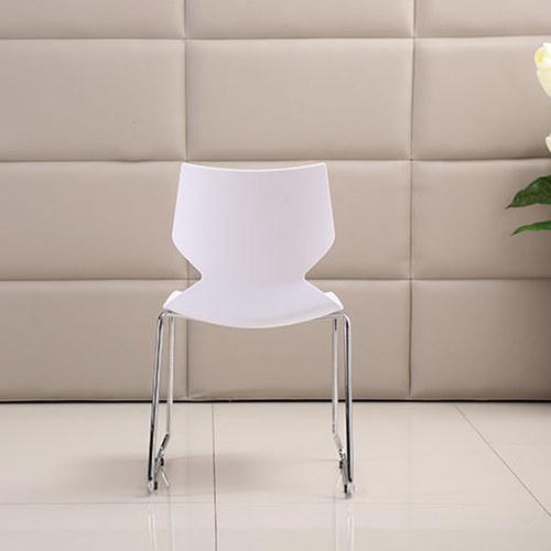 Gigia Armless Stacking Chair Image 12