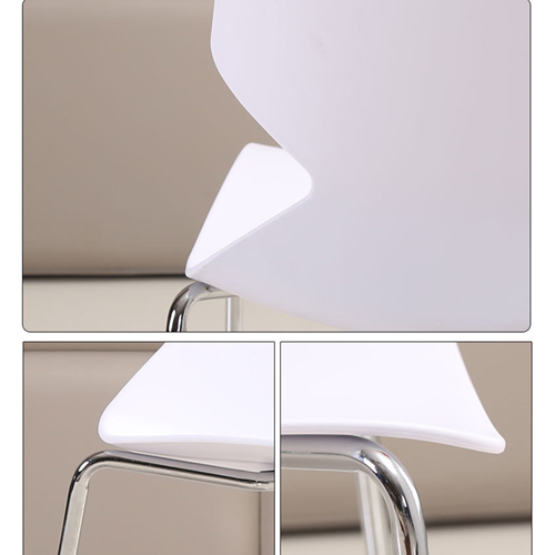 Gigia Armless Stacking Chair Image 14