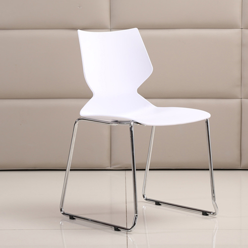 Gigia Armless Stacking Chair Image 3