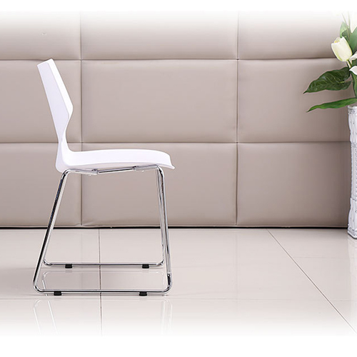 Gigia Armless Stacking Chair Image 5