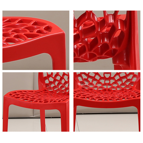 Lattice Stackable Reinforced Chair Image 14