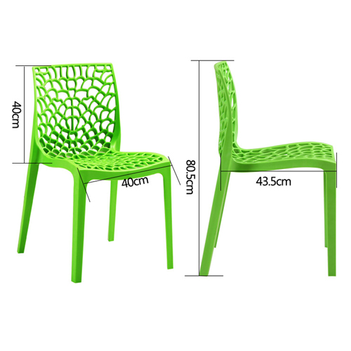 Lattice Stackable Reinforced Chair Image 18