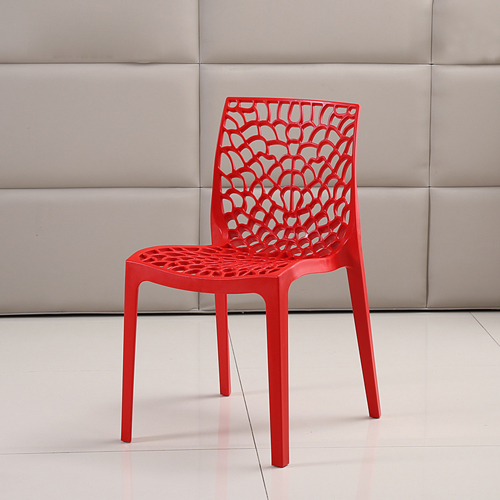 Lattice Stackable Reinforced Chair Image 1
