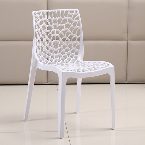 Lattice Stackable Reinforced Chair Image 7
