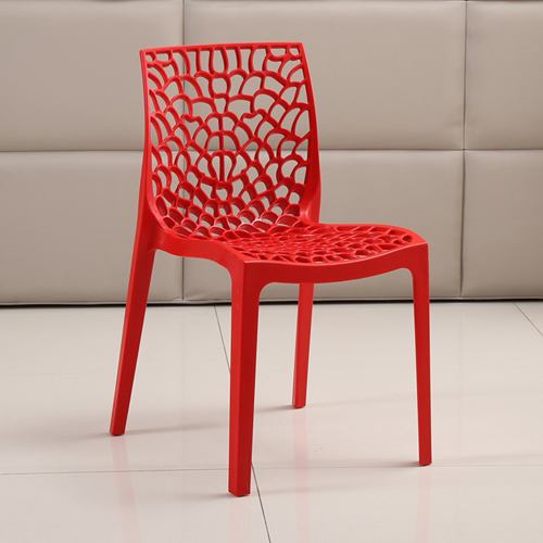 Lattice Stackable Reinforced Chair