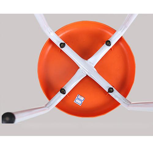 Bittor Round Metal Frame Stool Image 10