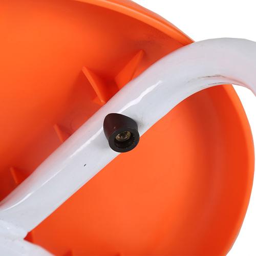 Bittor Round Metal Frame Stool Image 7