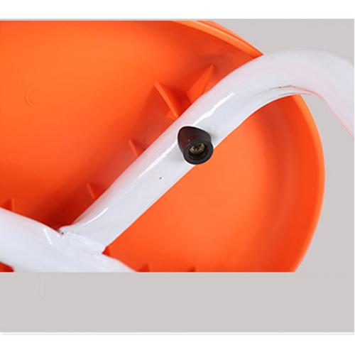 Bittor Round Metal Frame Stool Image 9
