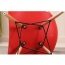 Fishtail Eiffel Chair with Wooden Legs Image 11
