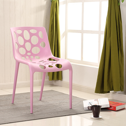 Connubia Modern Stacking Chair Image 1