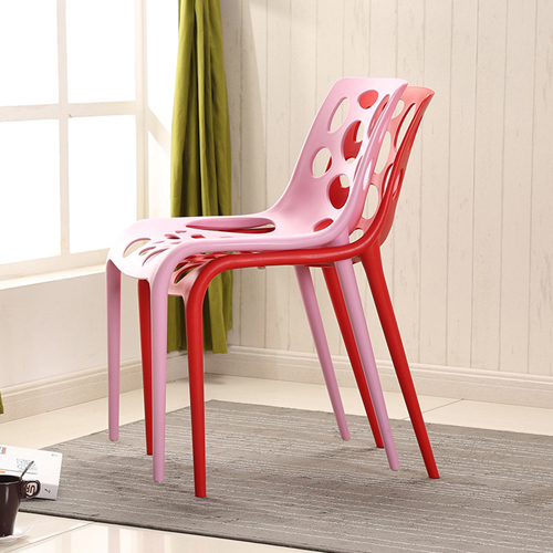 Connubia Modern Stacking Chair Image 3