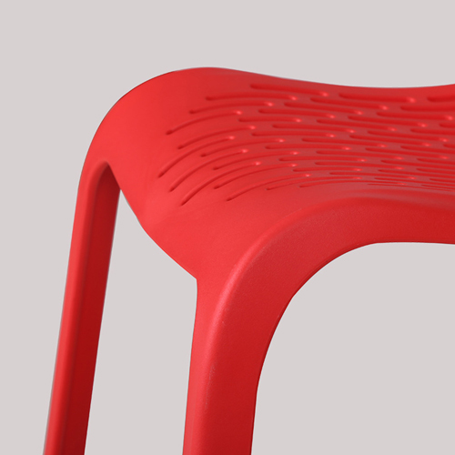 Ziore Hollow Design Stackable Chair Image 14
