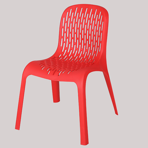 Ziore Hollow Design Stackable Chair
