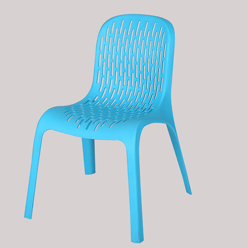 Ziore Hollow Design Stackable Chair Image 5