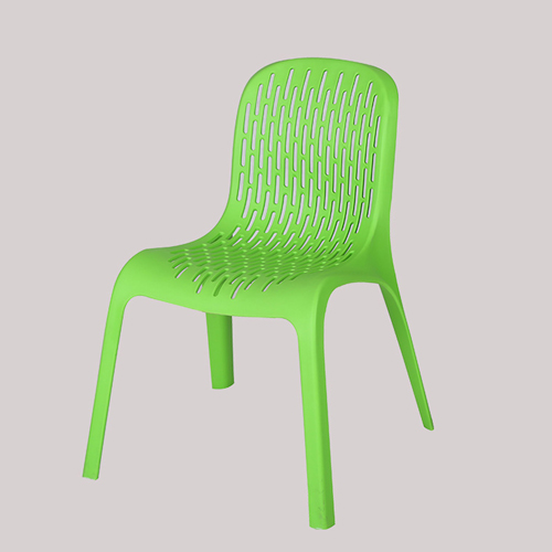 Ziore Hollow Design Stackable Chair Image 7
