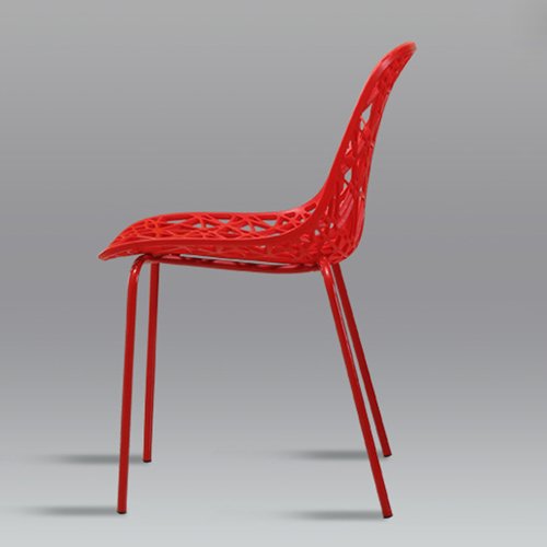 Nexgene Net Stacking Chair Image 9