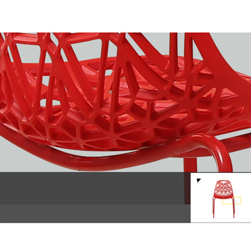 Nexgene Net Stacking Chair Image 17