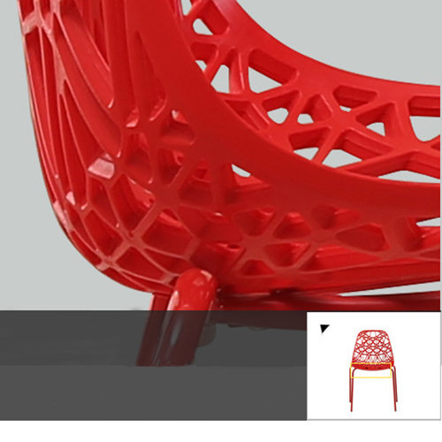 Nexgene Net Stacking Chair Image 18