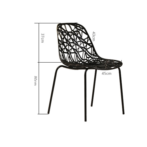 Nexgene Net Stacking Chair Image 20