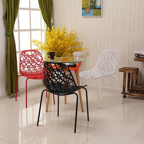 Nexgene Net Stacking Chair Image 1