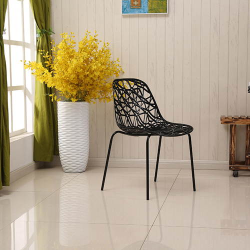 Nexgene Net Stacking Chair Image 2