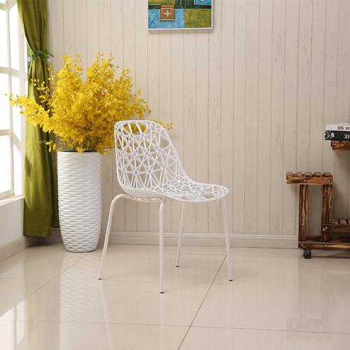 Nexgene Net Stacking Chair Image 4