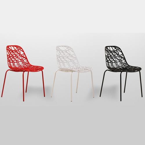 Nexgene Net Stacking Chair Image 6